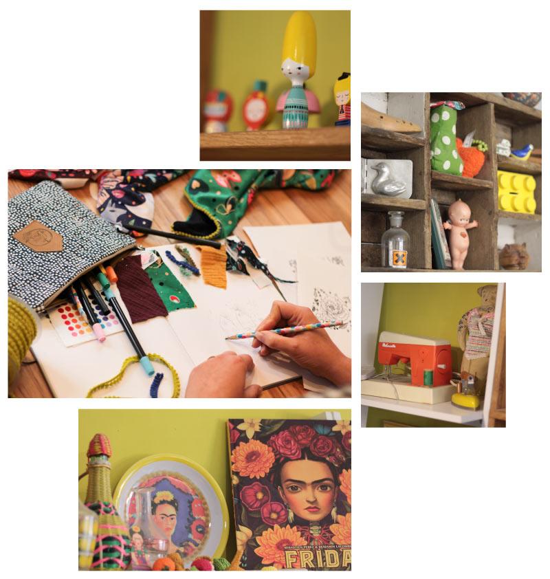 inspiration-univers-cabane-a-pois-foulard-createur
