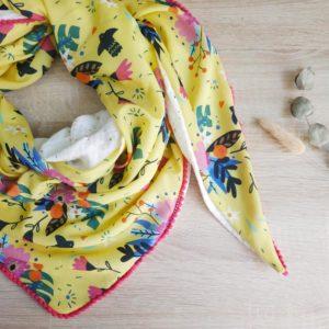 foulard lola crepe