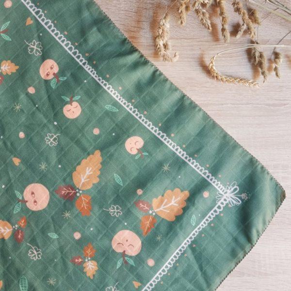 foulard charlotte