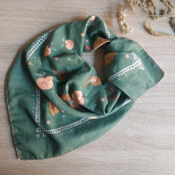 foulard charlotte face