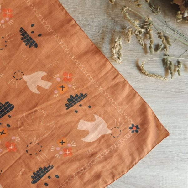 foulard paloma